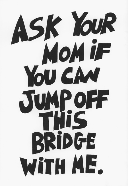 Ask Your Mom 11x17